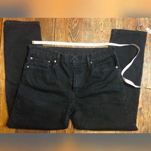 Levi's 502 straight leg jean